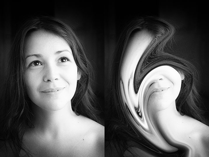 photo series about the power of the facial expression